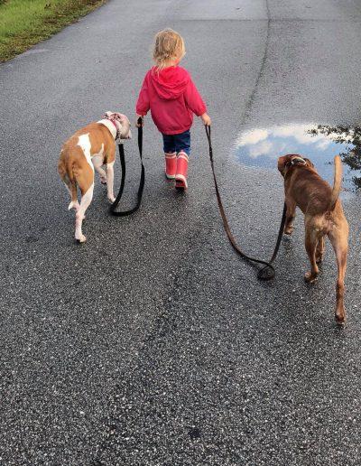 emily walking